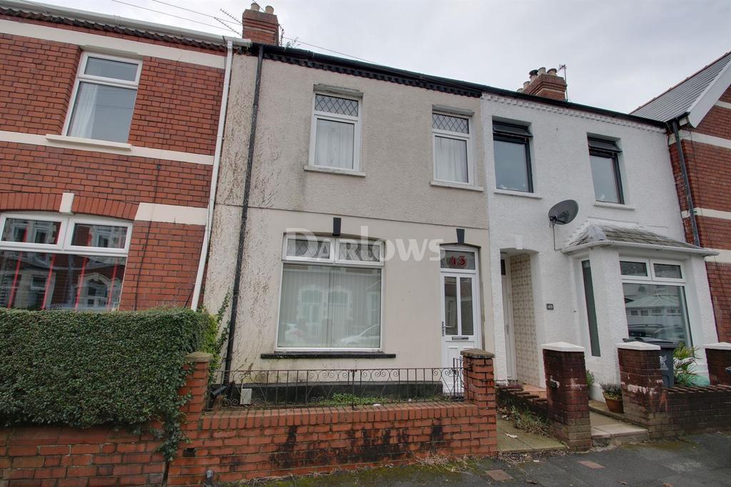 2 Bedrooms Terraced House for sale in Brook Road, Fairwater