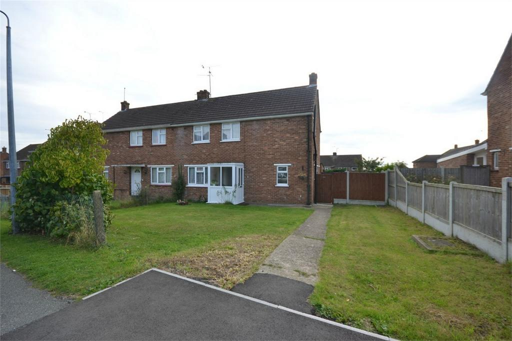 3 Bedrooms Semi Detached House for sale in Orchard Road, Maldon, Essex