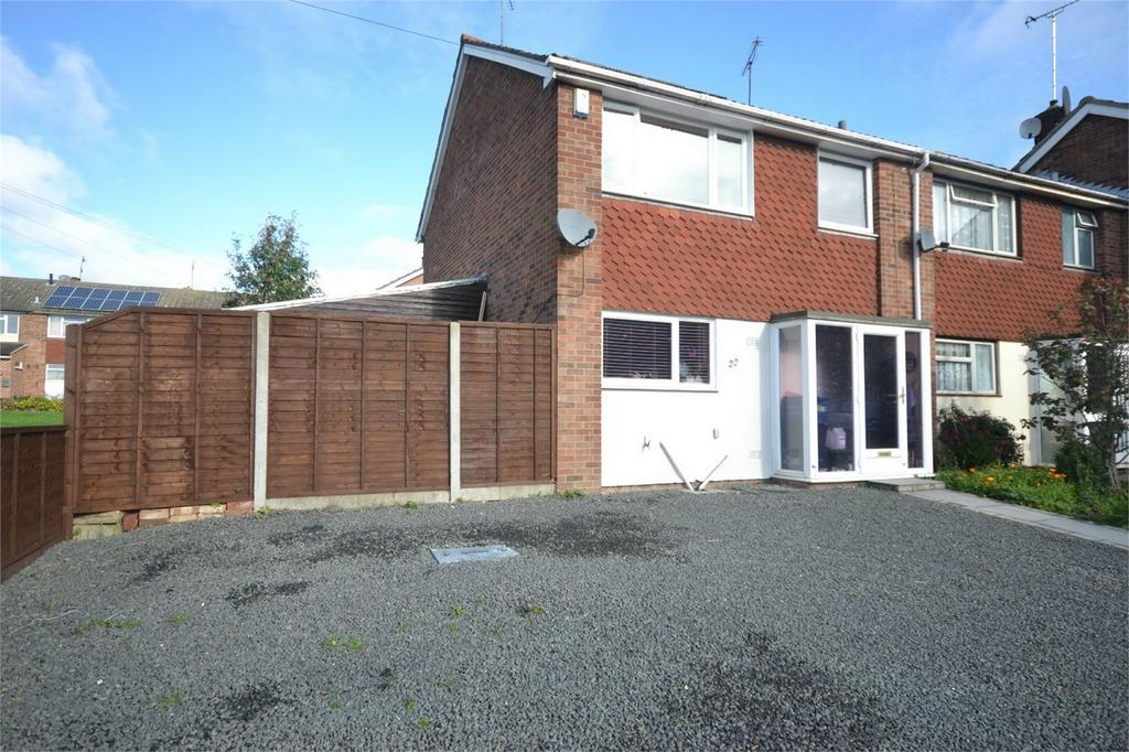 3 Bedrooms End Of Terrace House for sale in Viking Road, Maldon, Essex