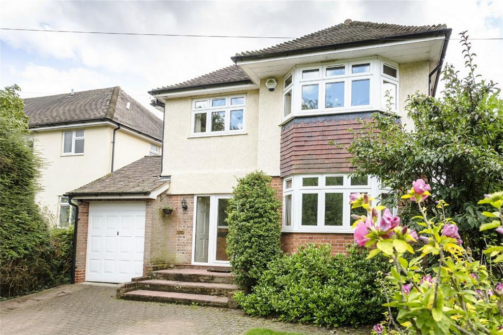5 Bedrooms Detached House for sale in Cricketfield Lane, BISHOP'S STORTFORD, Hertfordshire