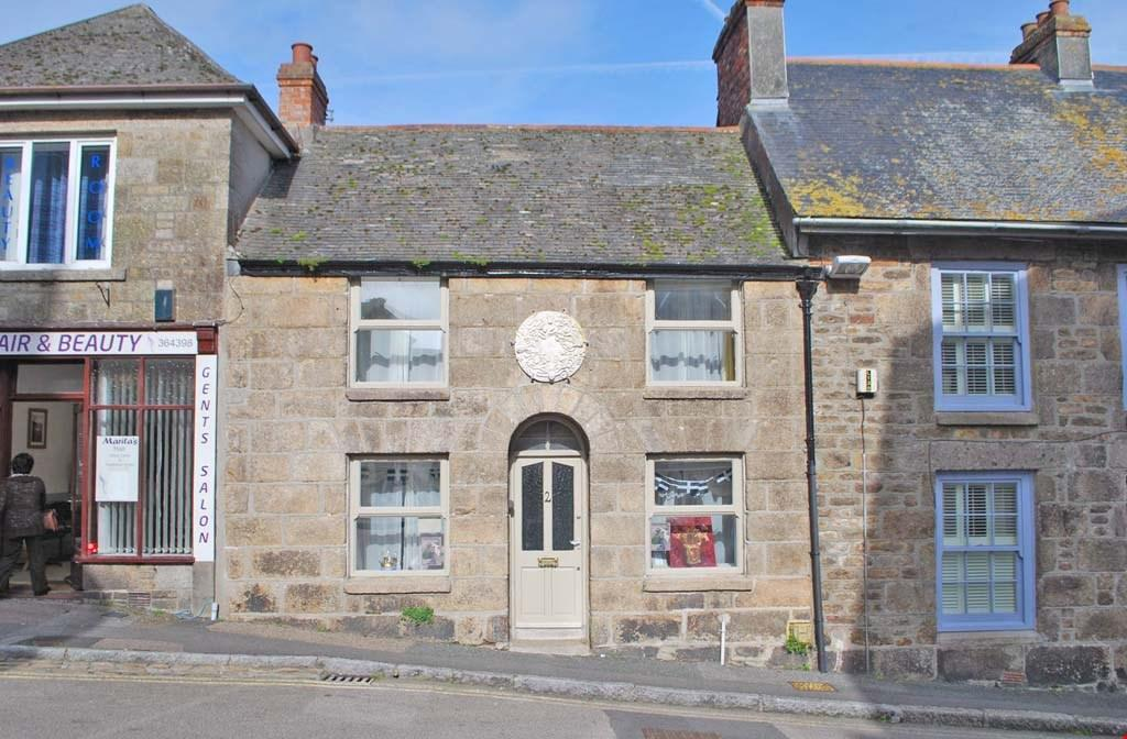 2 Bedrooms Terraced House for sale in Penzance, West Cornwall, TR18