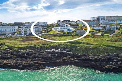 5 bedroom detached house for sale - Pentire Headland, Newquay, North Cornwall, TR7