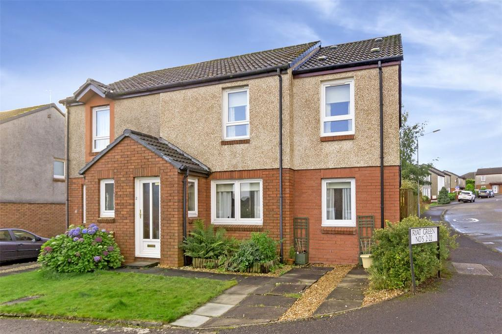 2 Bedrooms Semi Detached House for sale in 2 Ryat Green, Newton Mearns, Glasgow, G77