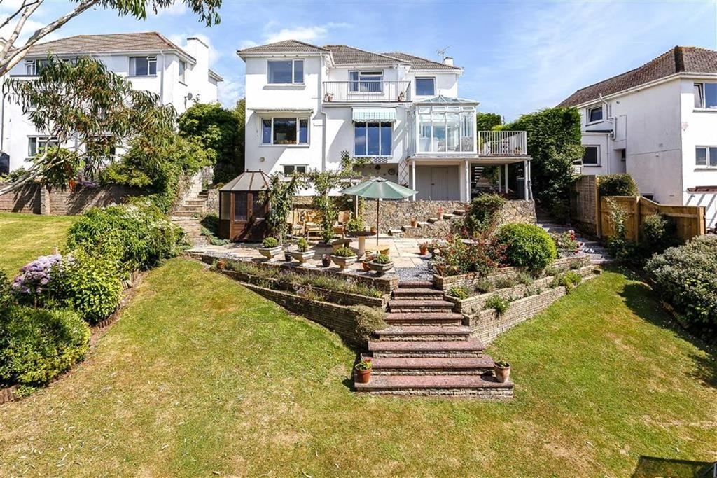 4 Bedrooms Detached House for sale in Whidborne Avenue, Torquay, TQ1