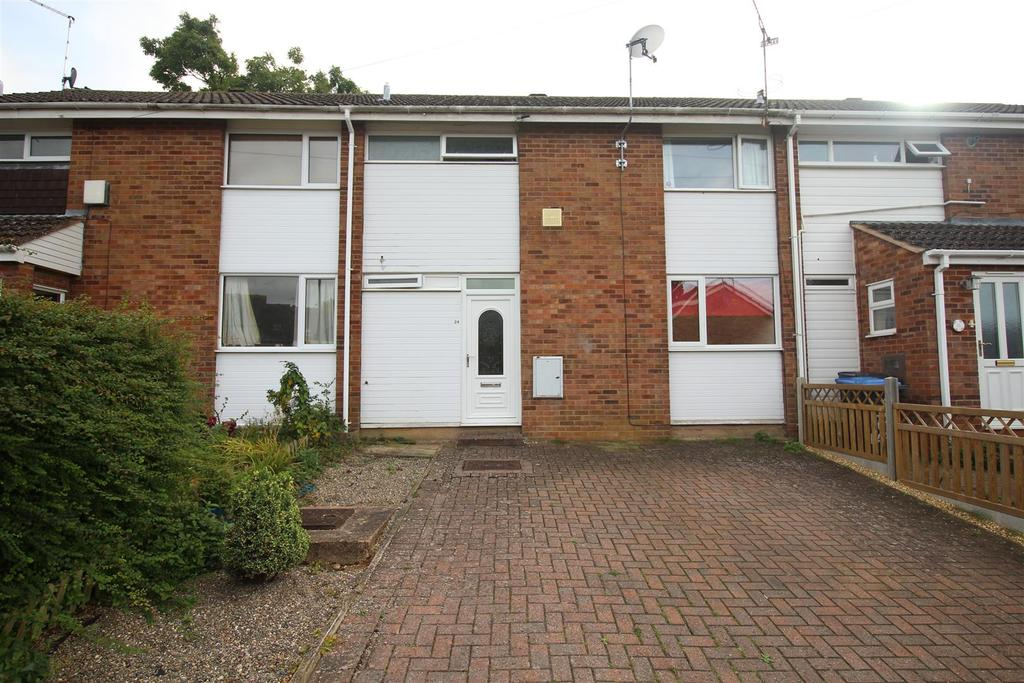 3 Bedrooms Terraced House for sale in Little Park, Southam