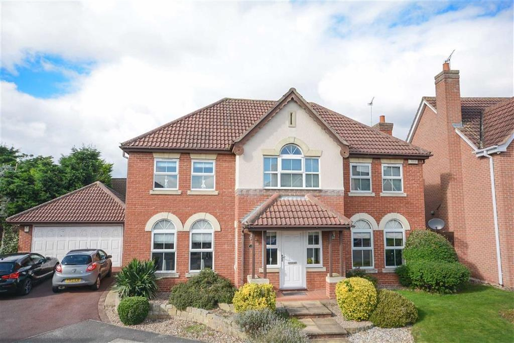 5 Bedrooms Detached House for sale in Chancery Court, Wilford