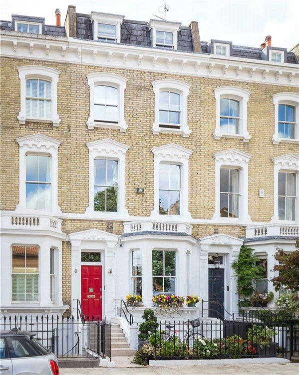 4 Bedrooms Terraced House for sale in Glebe Place, Chelsea, London, SW3