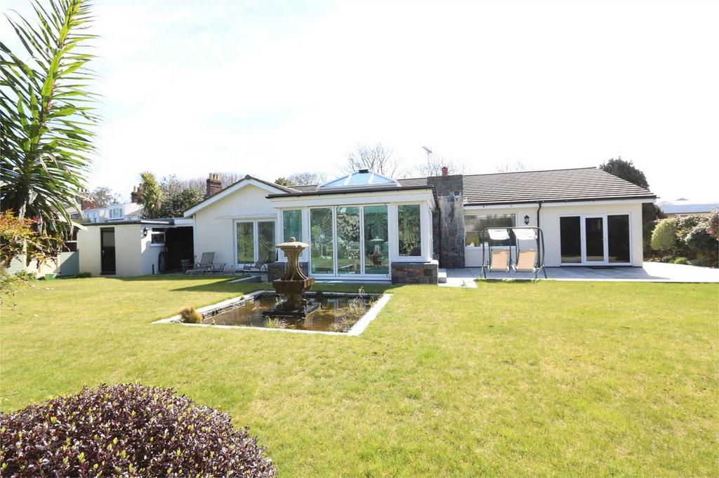 3 Bedrooms Detached House for sale in L'Abri, Les Merriennes, St Martin's