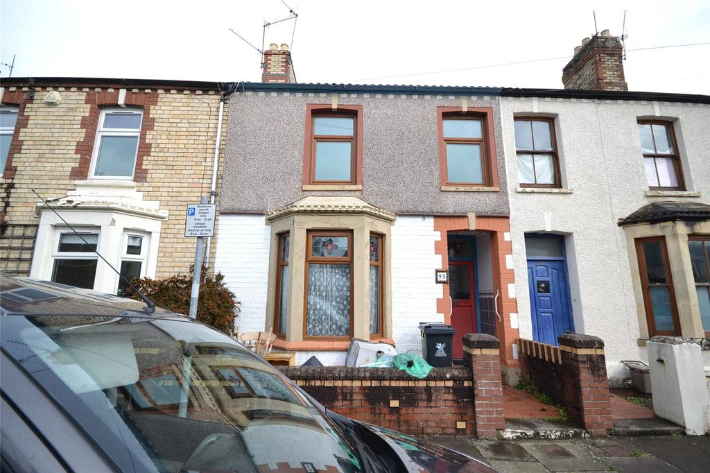 3 Bedrooms Terraced House for sale in Fairleigh Road, Pontcanna, Cardiff, CF11