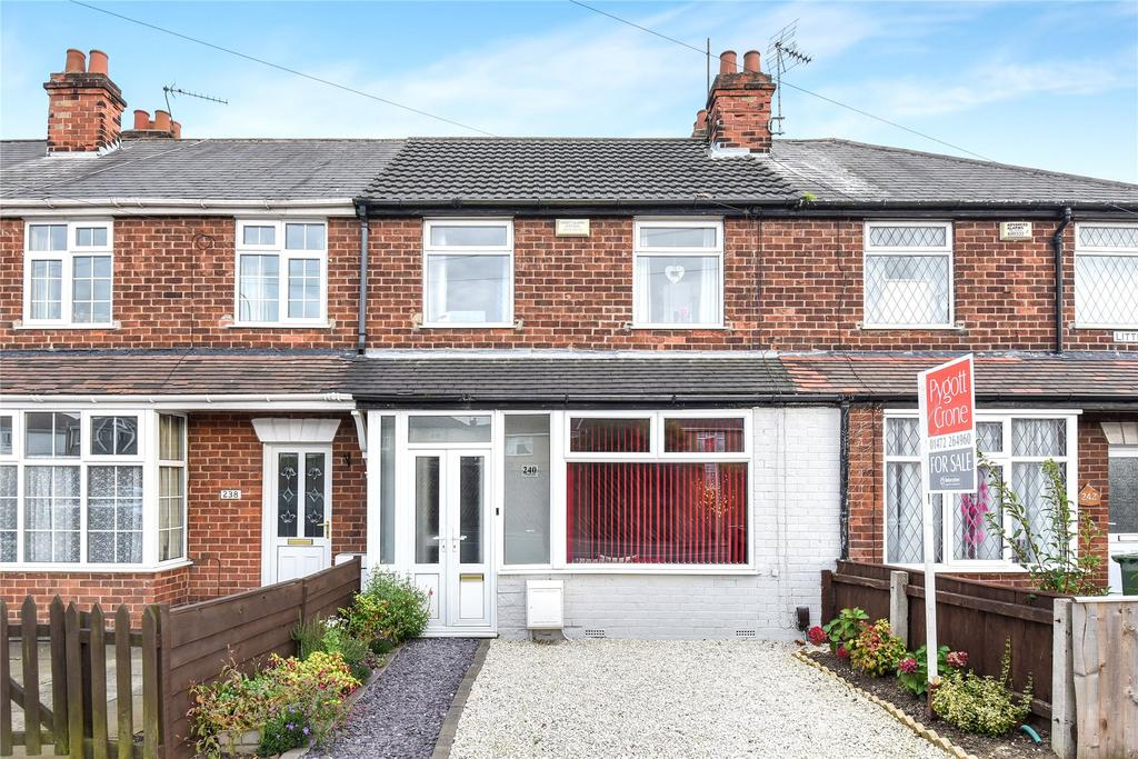 3 Bedrooms Terraced House for sale in Littlefield Lane, Grimsby, DN34