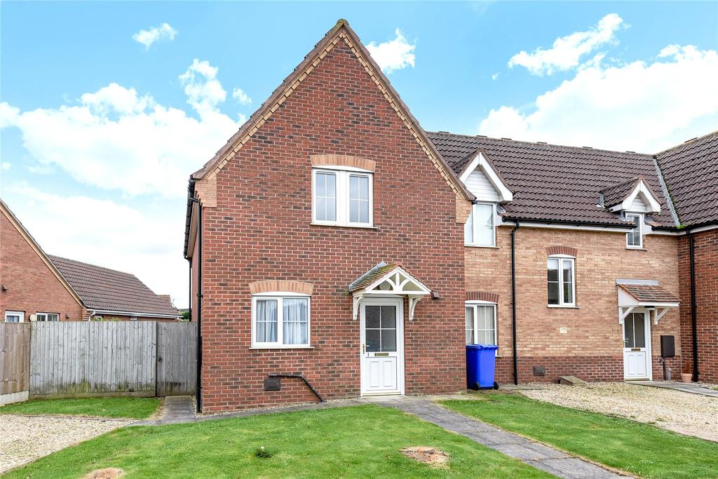 3 Bedrooms End Of Terrace House for sale in Blacksmiths Grove, Fishtoft, PE21