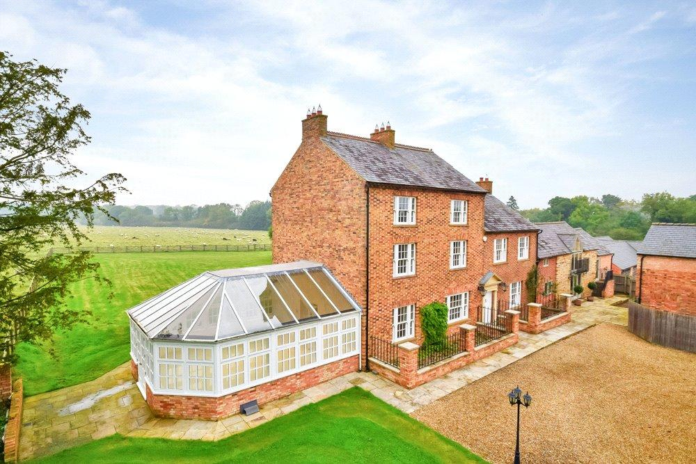 6 Bedrooms Detached House for sale in Hardwick, Northamptonshire