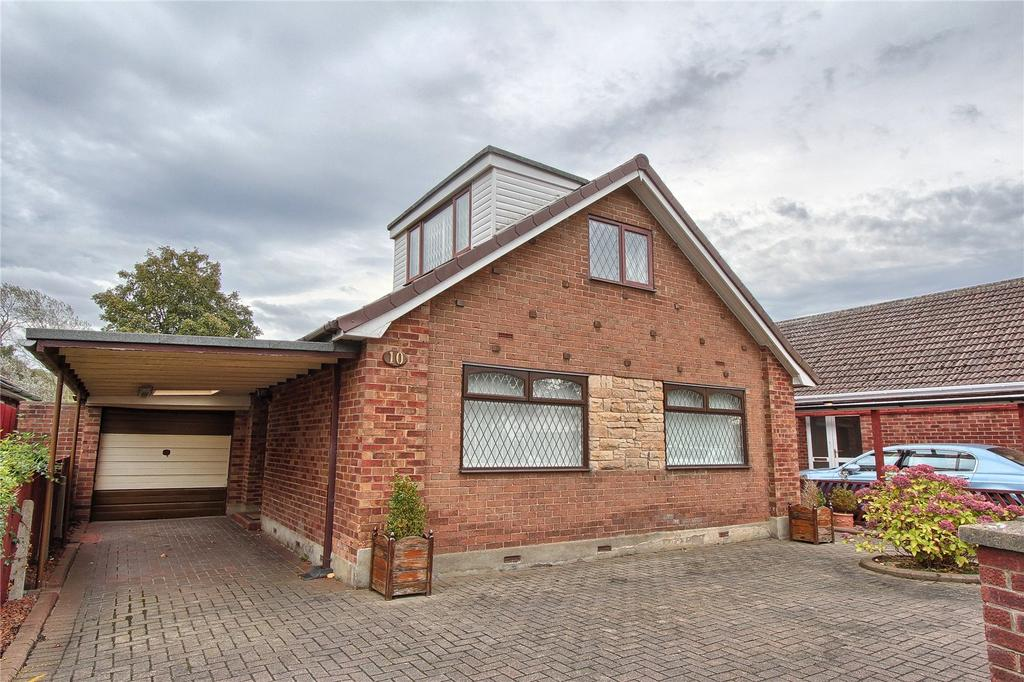 3 Bedrooms Detached Bungalow for sale in Roseberry Drive, Stainton