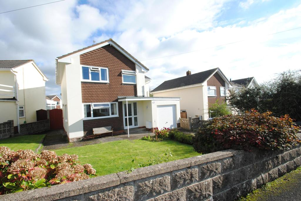 4 Bedrooms Detached House for sale in Homer Crescent, Braunton