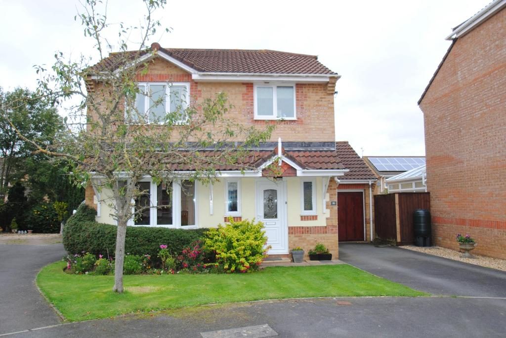3 Bedrooms Detached House for sale in Woodlark Lane, Roundswell
