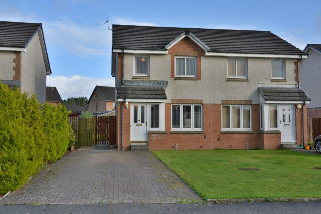 3 Bedrooms Semi-detached Villa House for sale in 114 John Lang Street, Johnstone, PA5 8HN