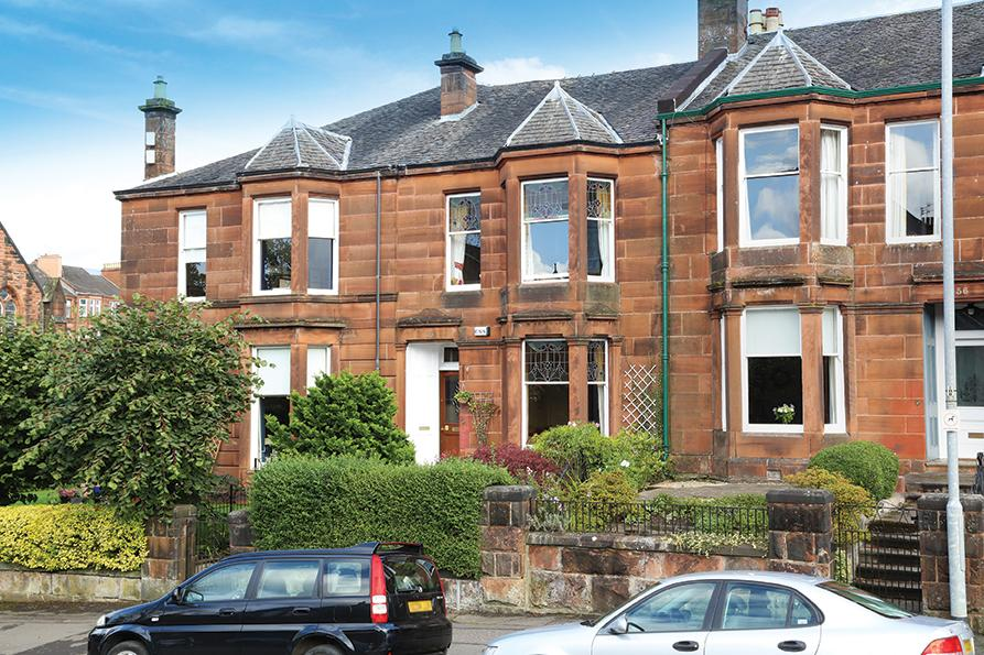 4 Bedrooms Villa House for sale in 58 Randolph Road, Broomhill, G11 7LG
