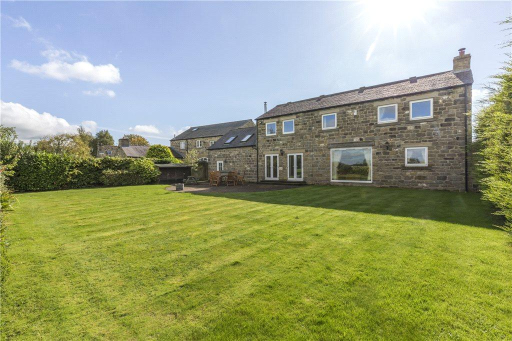 5 Bedrooms Detached House for sale in East Breary Farm, Arthington Road, Bramhope, Leeds