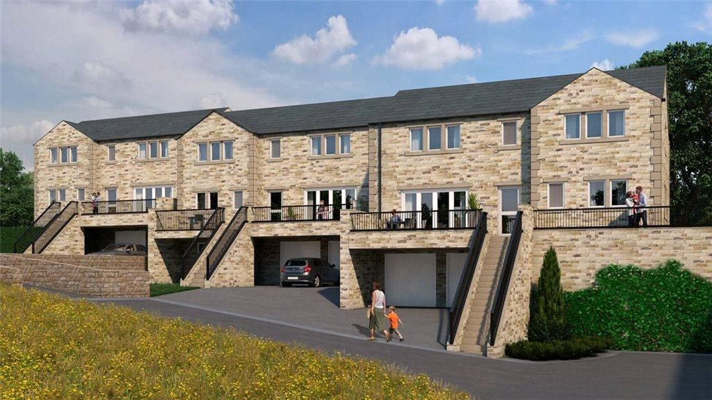 4 Bedrooms Detached House for sale in Branshaw House, Oakworth, Keighley