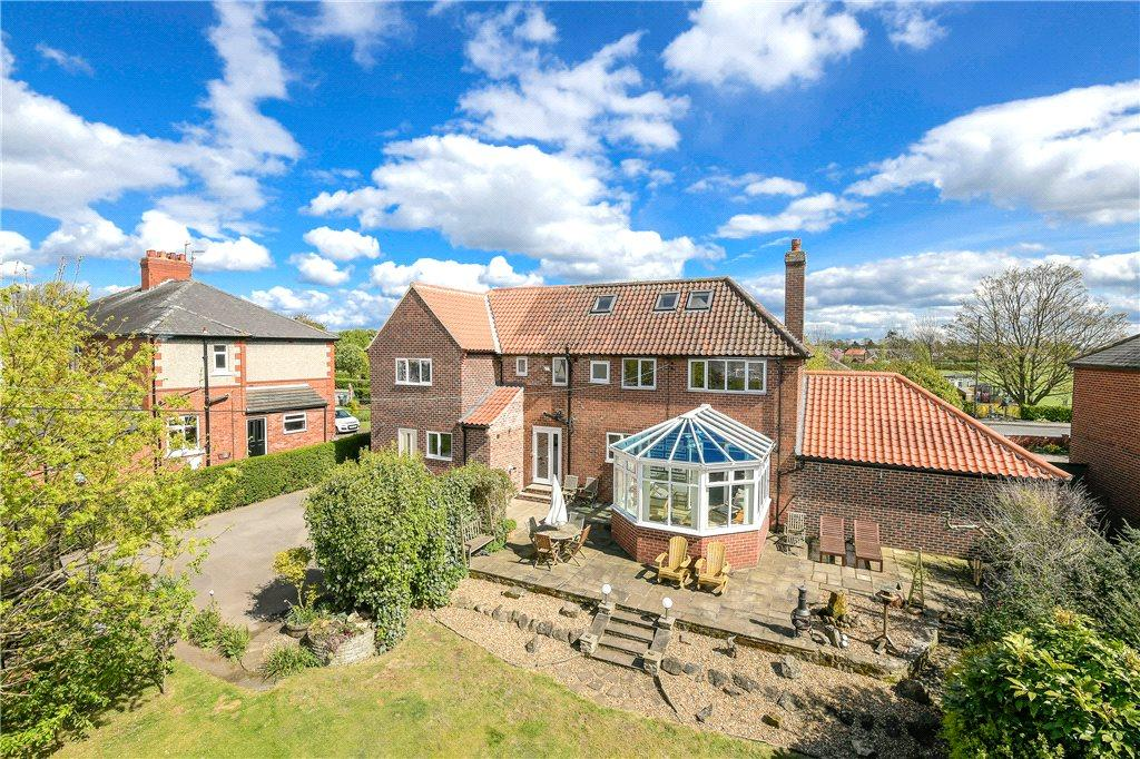 6 Bedrooms Detached House for sale in Topcliffe Road, Sowerby, Thirsk, North Yorkshire