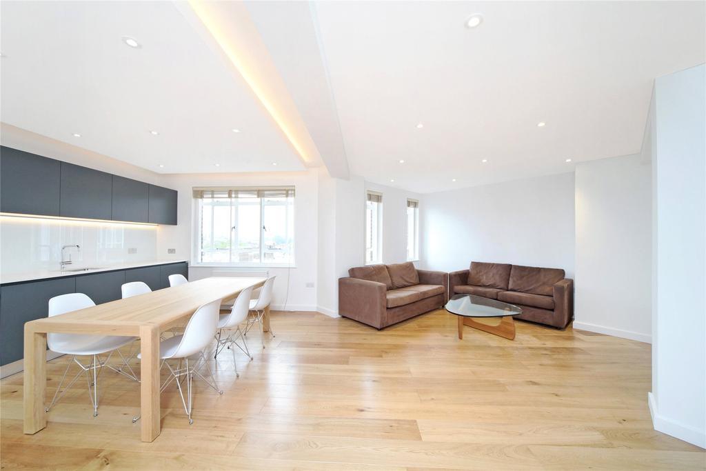 2 Bedrooms Flat for sale in Whitelands House, Cheltenham Terrace, Chelsea, London, SW3