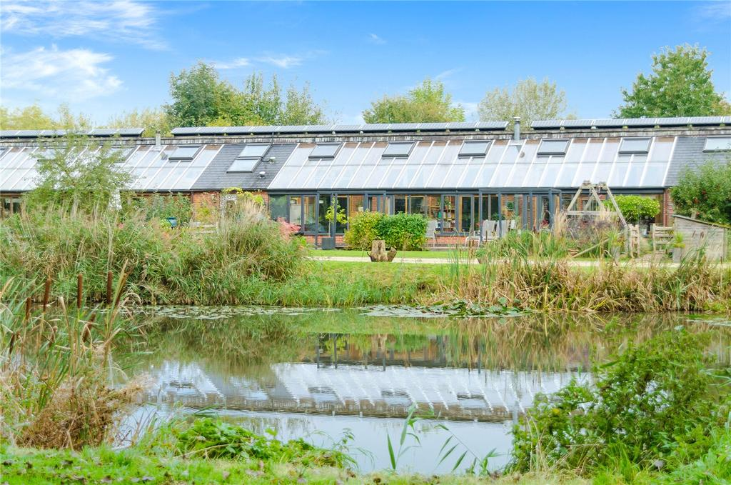 4 Bedrooms House for sale in Mystery Hill, Gables Drive, Hockerton, Southwell, NG25