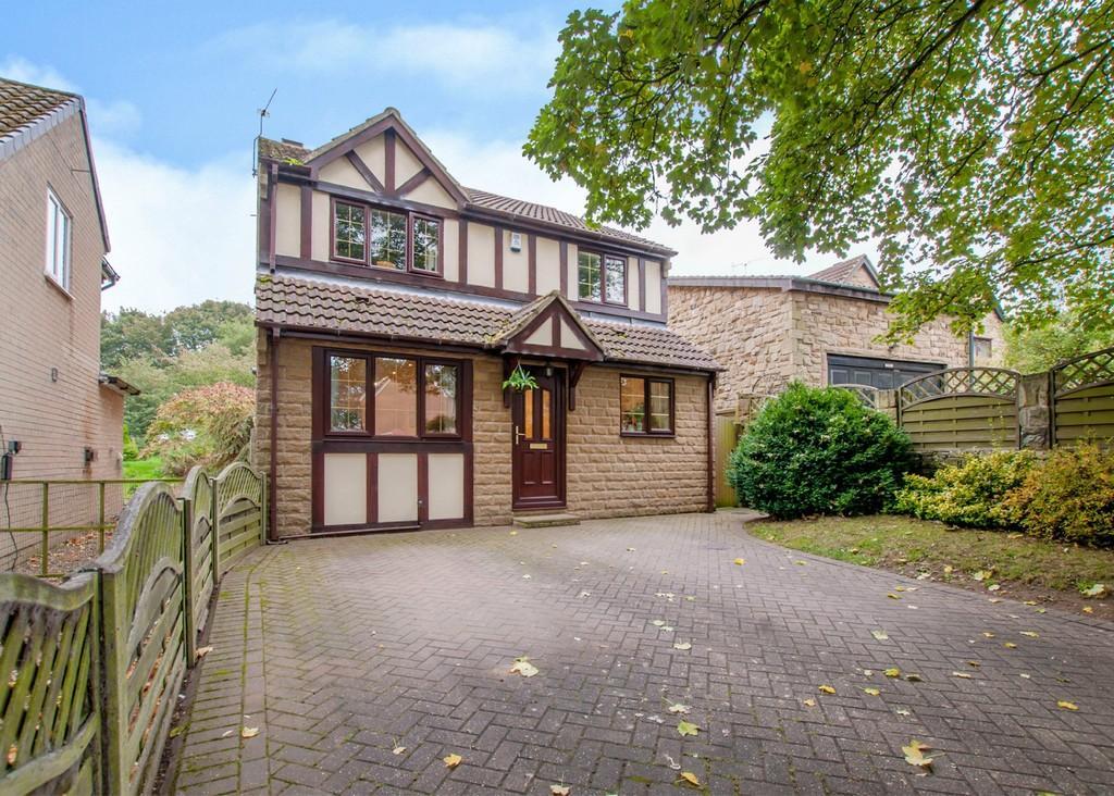4 Bedrooms Detached House for sale in Joan Lane, Hooton Levitt