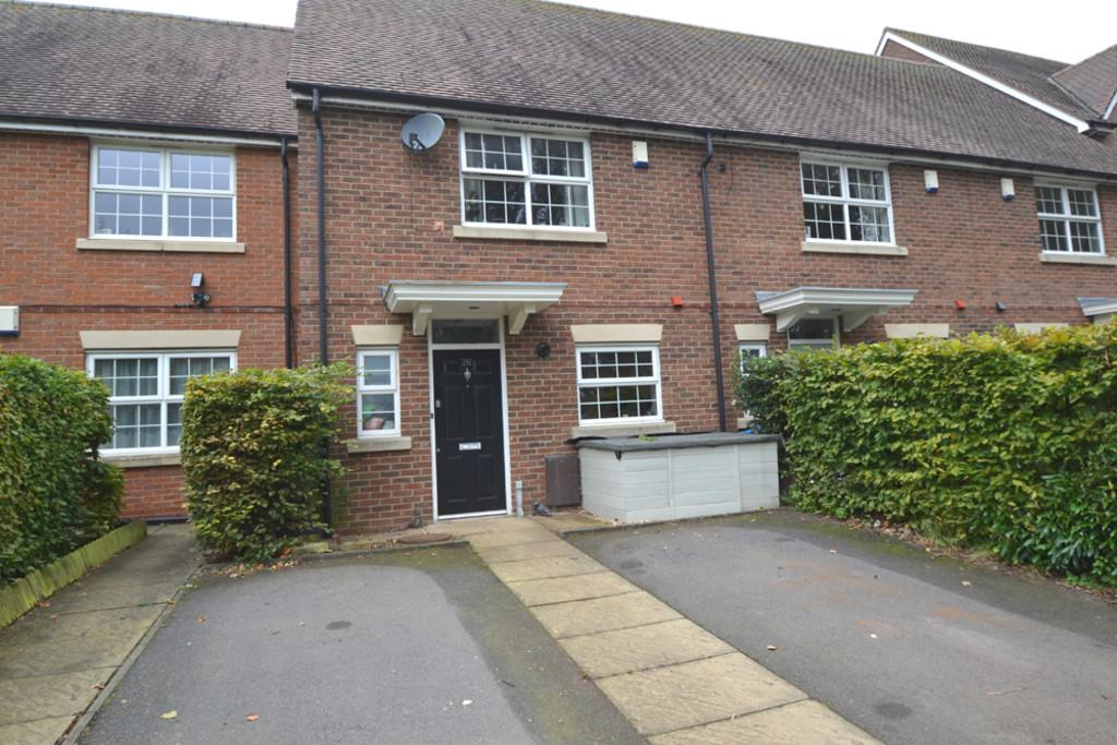 3 Bedrooms Terraced House for sale in Bernardines Way, Buckingham