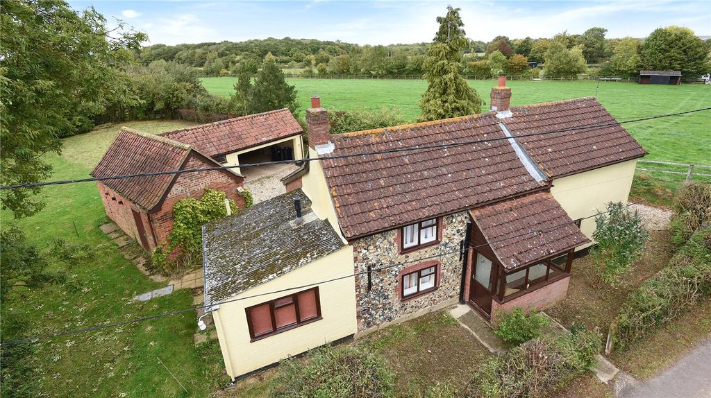 2 Bedrooms Detached House for sale in Chapel Lane, Kirtling, Newmarket, Suffolk, CB8