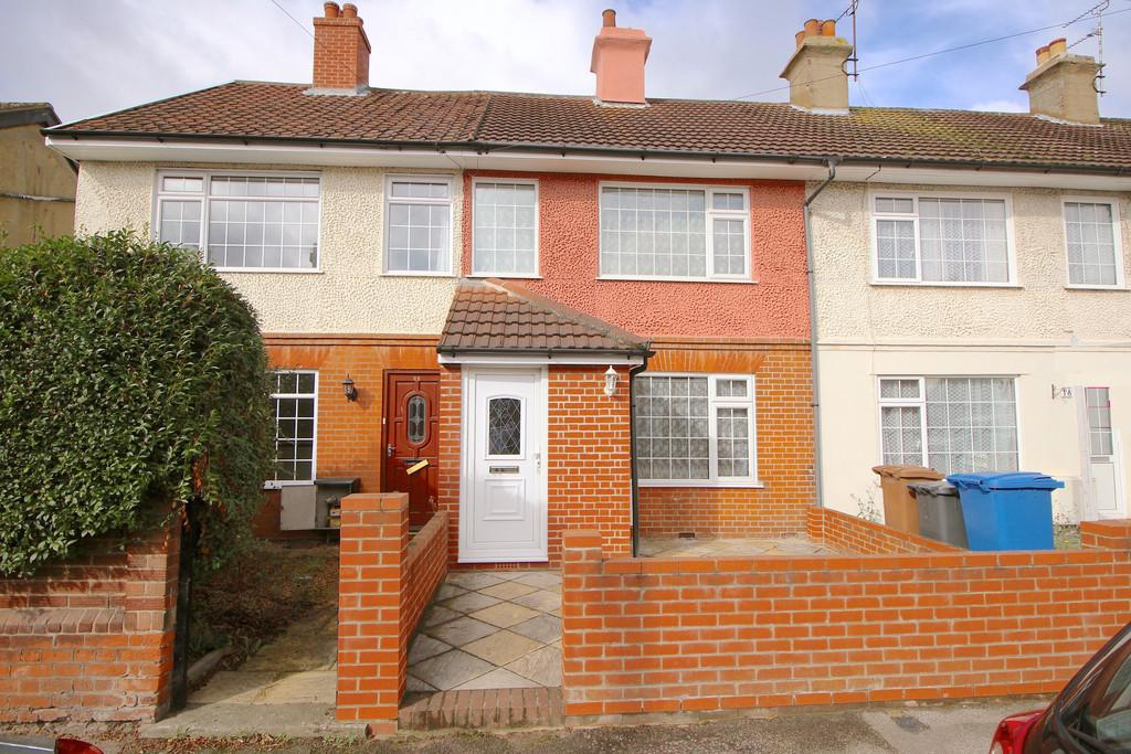3 Bedrooms Terraced House for sale in Kemball Street, Ipswich