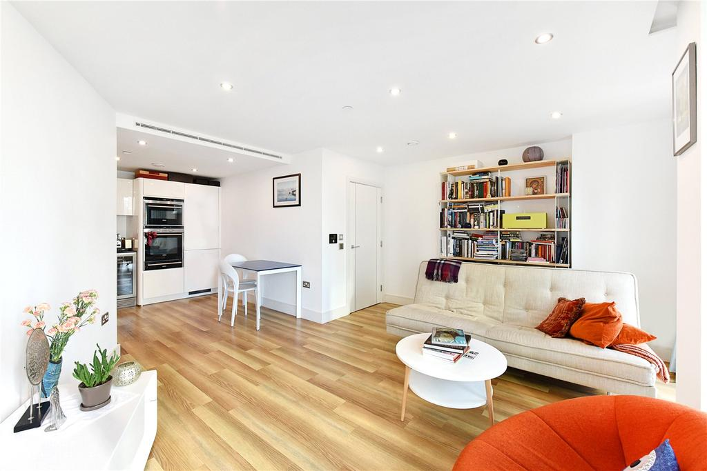 2 Bedrooms Flat for sale in Altitude Point, 71 Alie Street, London, E1