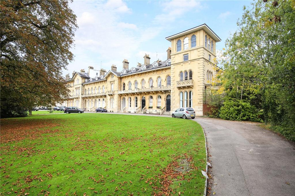 2 Bedrooms Unique Property for sale in Michaelmas Lodge, 1 Lypiatt Terrace, Cheltenham, Gloucestershire, GL50
