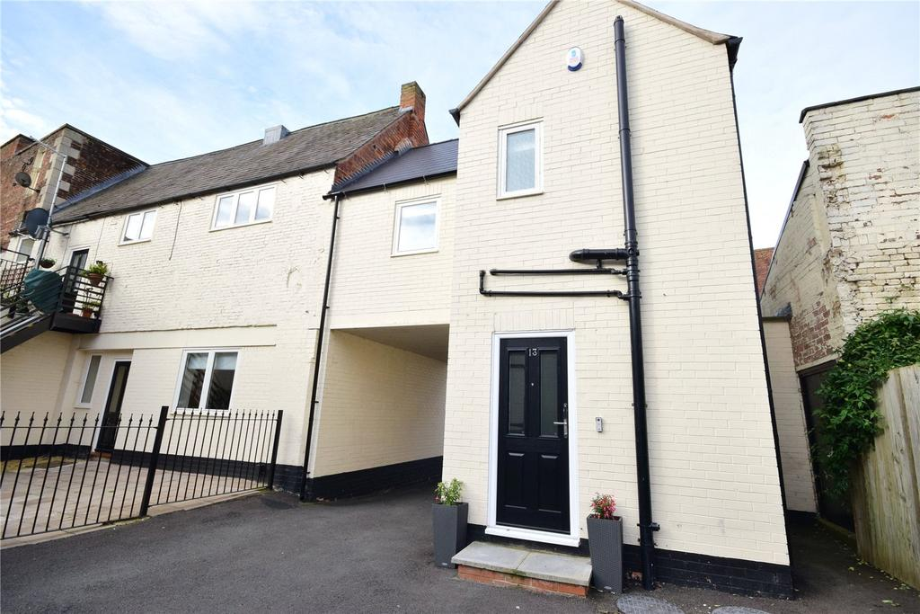 2 Bedrooms End Of Terrace House for sale in High Street, Melton Mowbray, Leicestershire