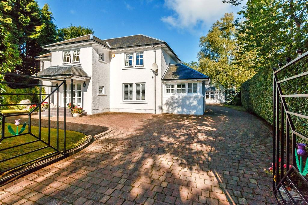 4 Bedrooms Detached House for sale in Muirton, Auchterarder, Perthshire