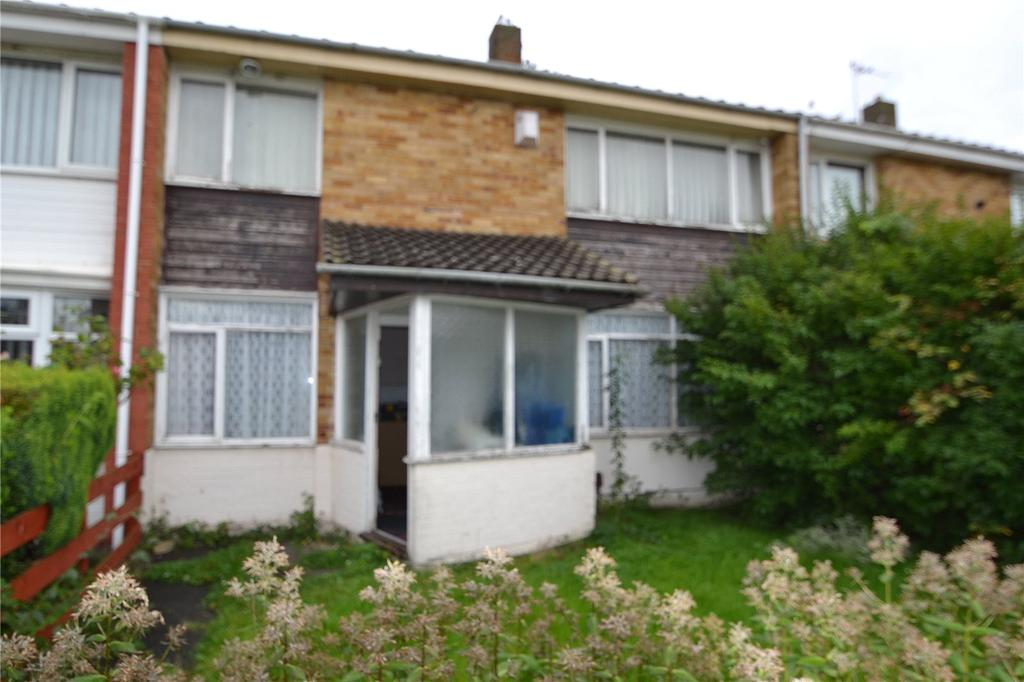 3 Bedrooms Terraced House for sale in Eddleston Walk, Hartlepool, Cleveland, TS25