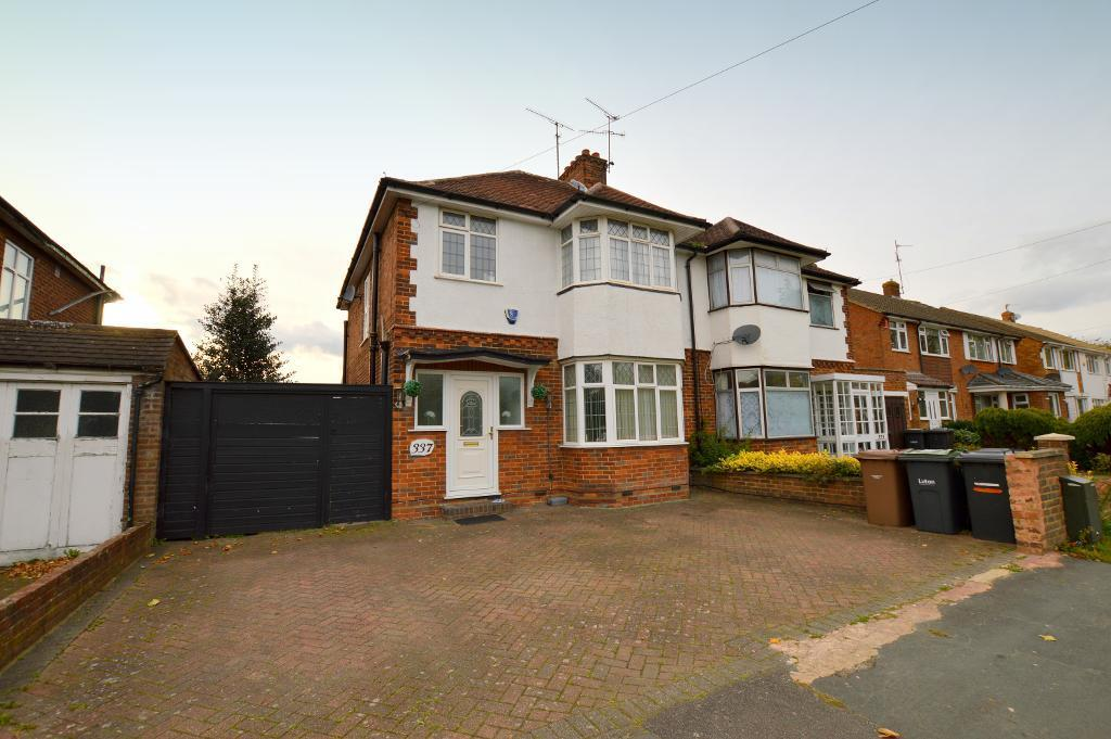 3 Bedrooms Semi Detached House for sale in New Bedford Road, Luton, LU3 2AB