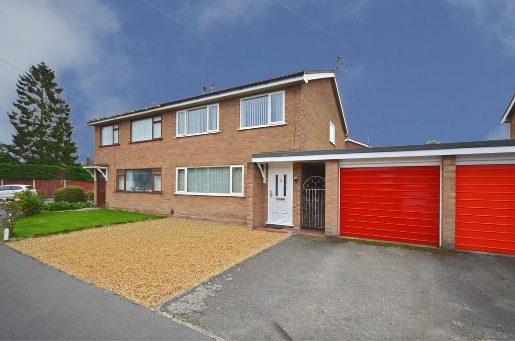 3 Bedrooms Semi Detached House for sale in Aylesbury Close, Norwich