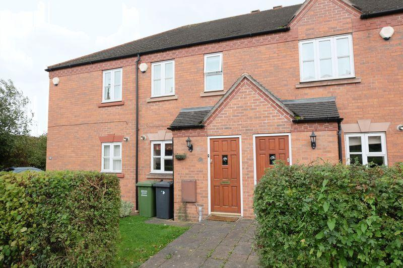2 Bedrooms Town House for sale in Mill Road, Stourport-On-Severn DY13 9BG