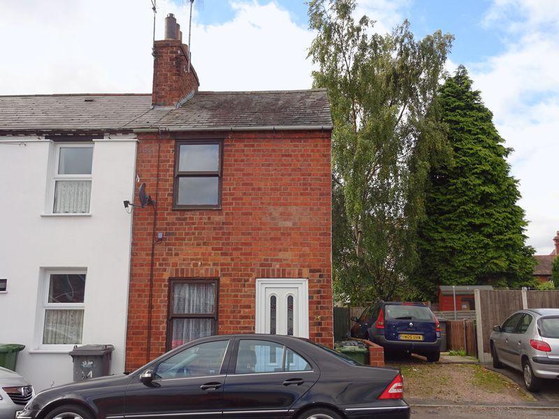 1 Bedroom End Of Terrace House for sale in Crane Street, Kidderminster DY11 6XT