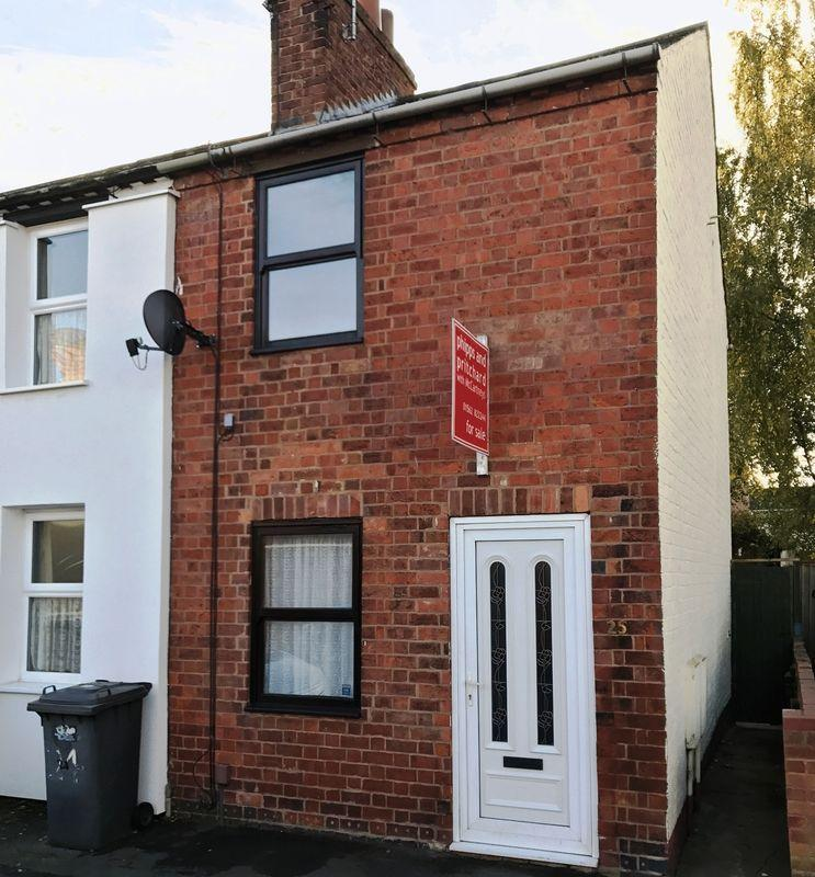 1 Bedroom End Of Terrace House for sale in Crane Street, Kidderminster DY11 6XT