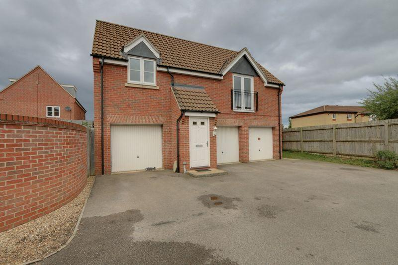 2 Bedrooms Apartment Flat for sale in Cottier Drive, Littleport