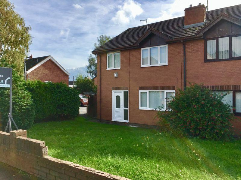 3 Bedrooms Semi Detached House for sale in High Street, Chester