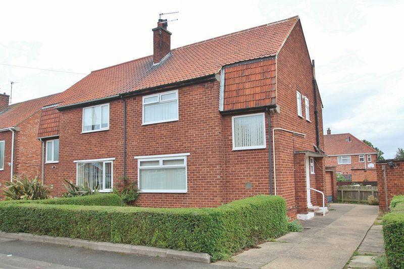 2 Bedrooms Semi Detached House for sale in Skipton Road, Billingham