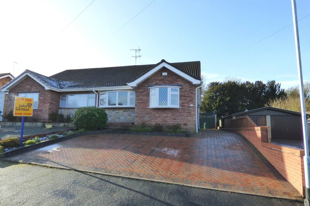 4 Bedrooms Bungalow for sale in Lichfield Drive, Great Haywood