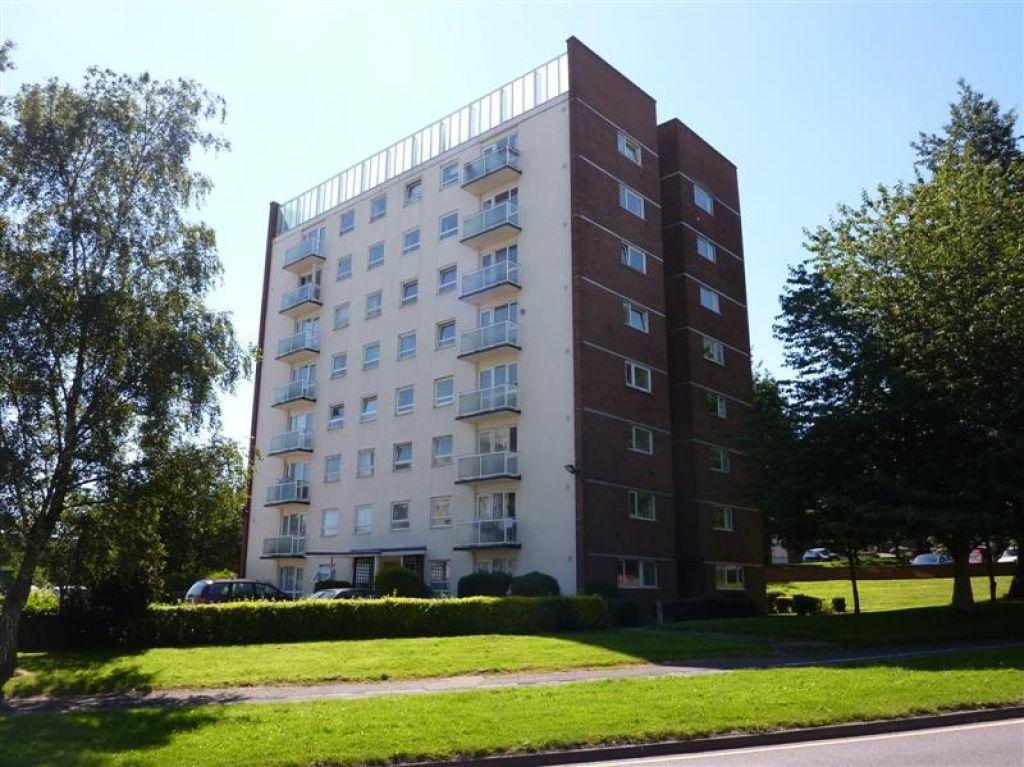 2 Bedrooms Apartment Flat for sale in Hobs Road, Lichfield