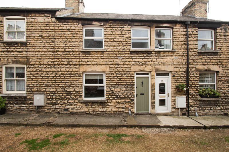 2 Bedrooms Terraced House for sale in Cornstall Buildings, Stamford