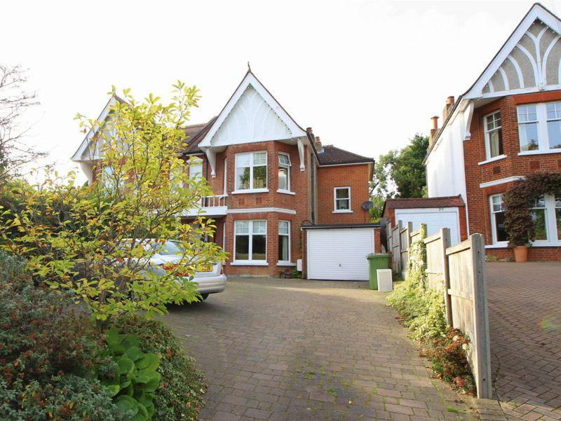 6 Bedrooms Semi Detached House for sale in KNOLL ROAD, Sidcup, DA14 4QT