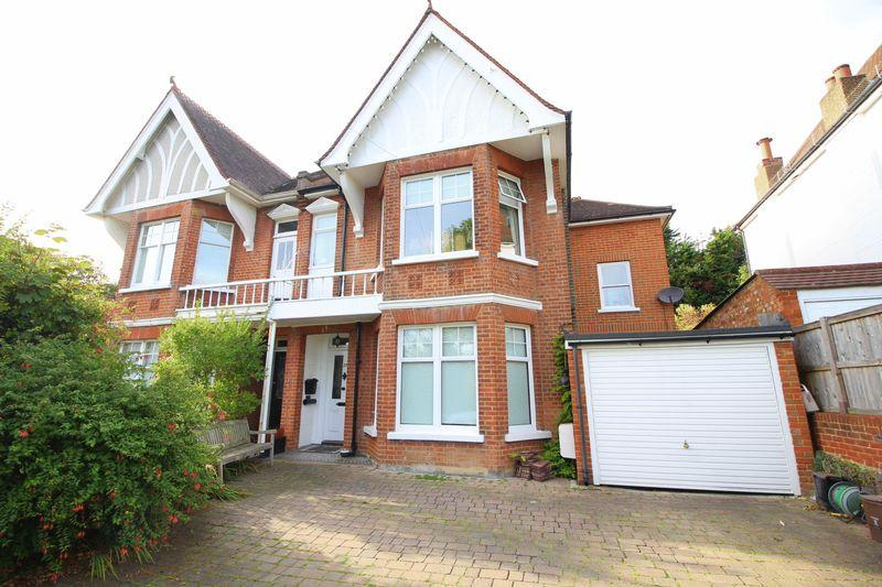 5 Bedrooms Semi Detached House for sale in Knoll Road, Sidcup, DA14 4QT