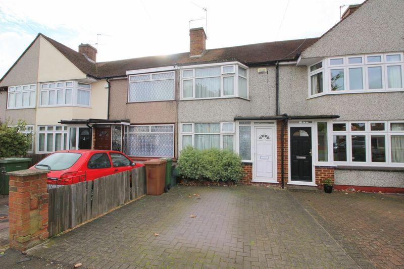 2 Bedrooms Terraced House for sale in Sherwood Park Avenue, Sidcup DA15 9JJ