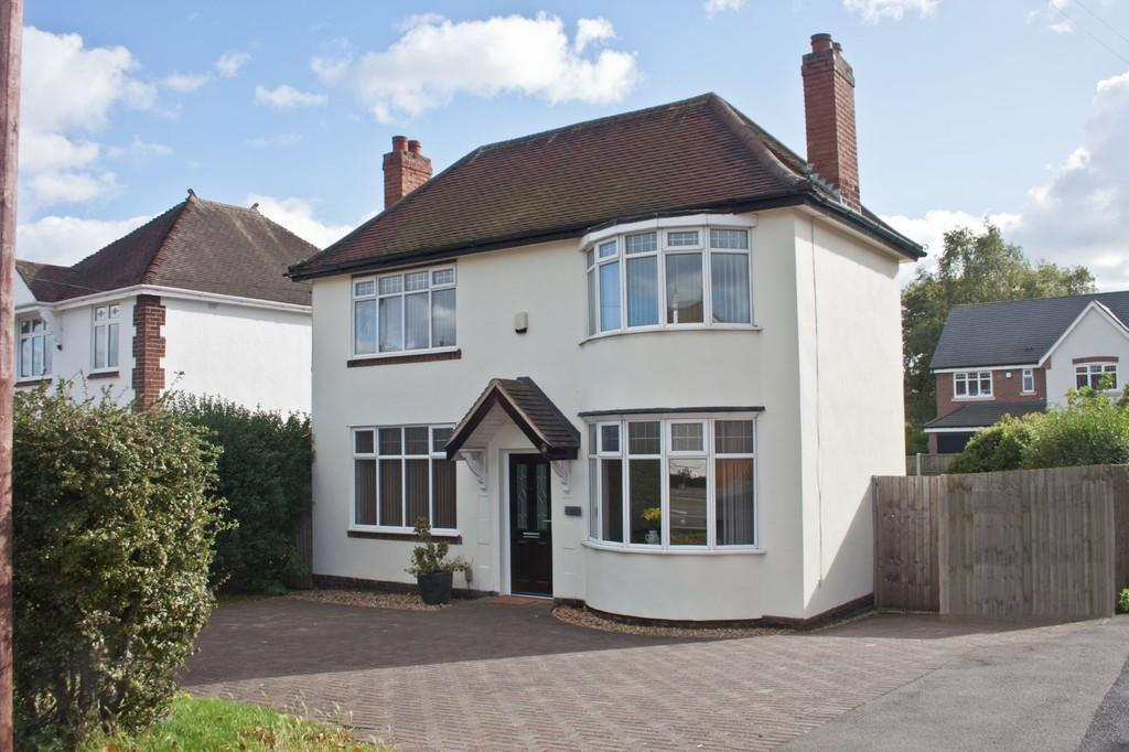 3 Bedrooms Detached House for sale in High Street, Chase Terrace